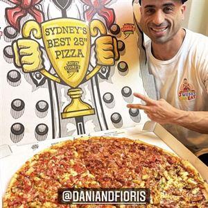 Sydney's Biggest Pizza Challenge