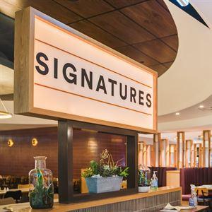 Signatures Buffet