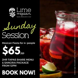 Sunday Sessions from 12pm