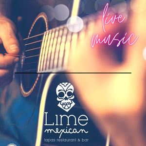 Live music at Lime Mexican