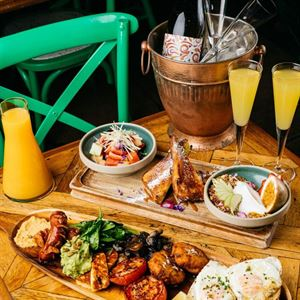 Two Hour Brunch and Drinks at Neesh $50.00 per person
